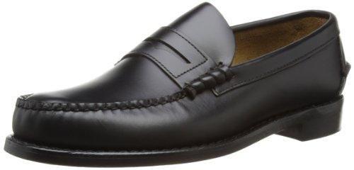 Oferta: 199.9€ Dto: -29%. Comprar Ofertas de Sebago Classic - Mocasines para hombre, color negro (black), talla 42 barato. ¡Mira las ofertas!