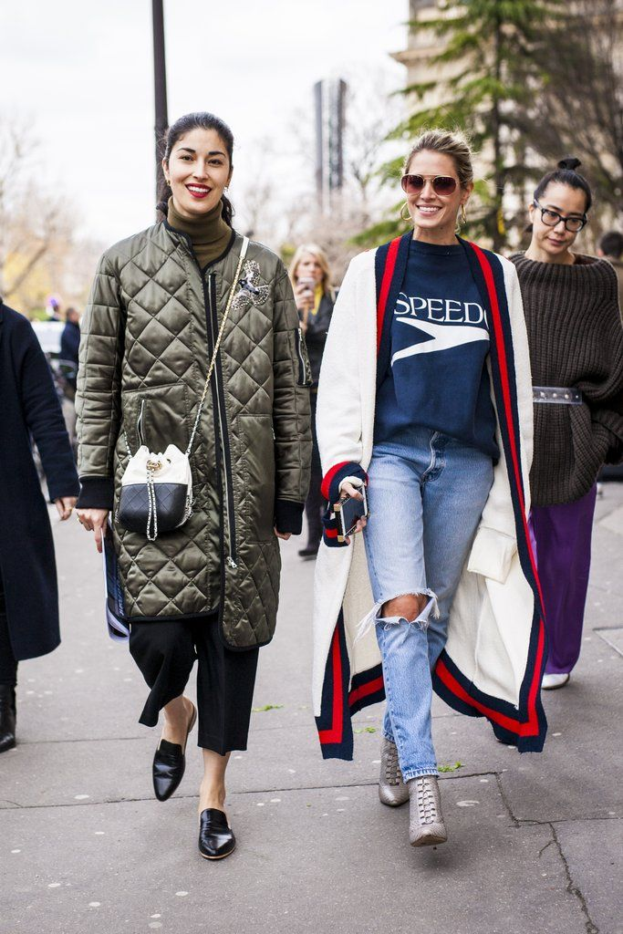 Dress Like a Parisian: The Best Looks From PFW Street Style