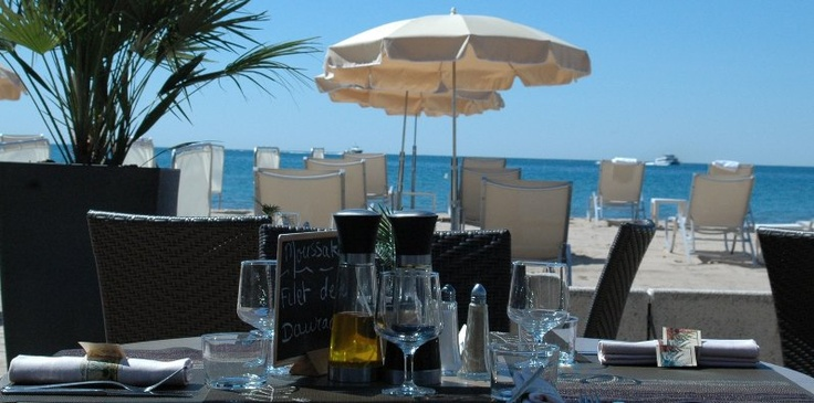 Plage Privée, French Riviera, Gray d'Albion Cannes - Hôtels Barrière Dans l'hôtel  #graydalbion