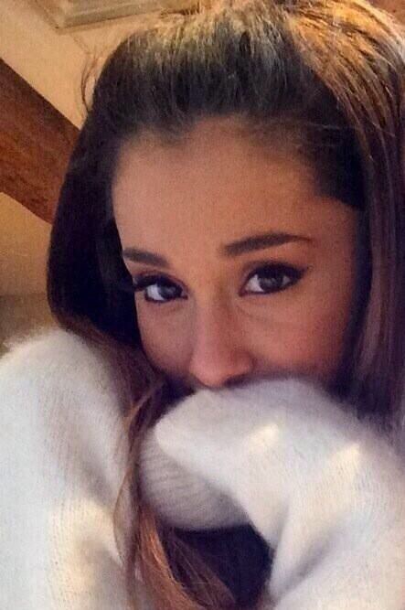 You walked in, caught my attention, I've never seen a man with so much dimension~Ariana Grande