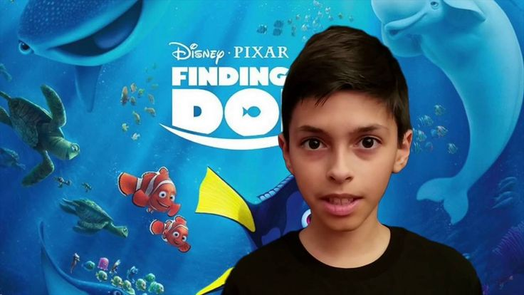 DVD Review: Finding Dory (DVD/Blu-ray/Digital HD) by KIDS FIRST! Film Critic Ryan R. #KIDSFIRST! #Disney #Pixar #FindingDory