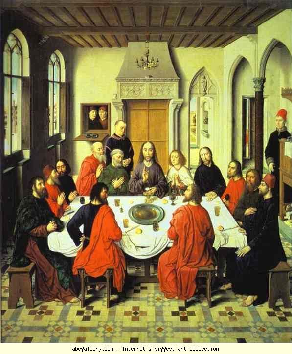 16 best The Last Supper images on Pinterest | Last supper, Suppers ...