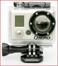 Buy with certainty the most improved and ideal video camera for motorcycle helmet mounting. The GoPro camera review starts now.
