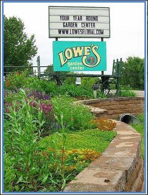 Lowe's Garden Center, Minot ND