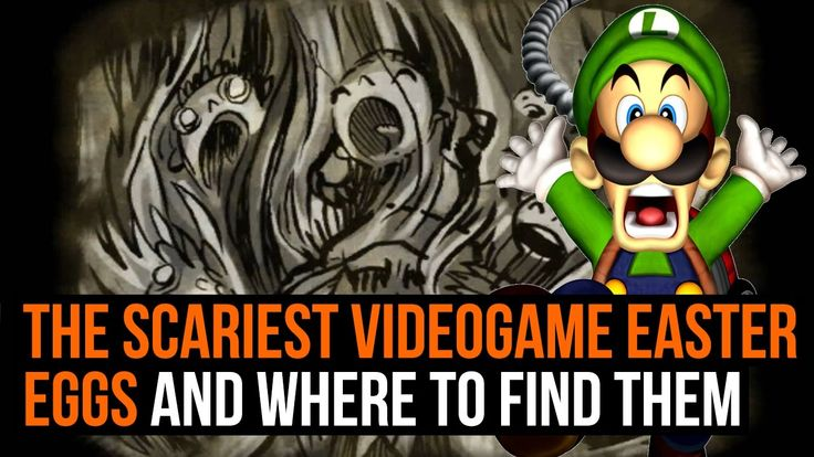 The scariest video game Easter Eggs and where to find them