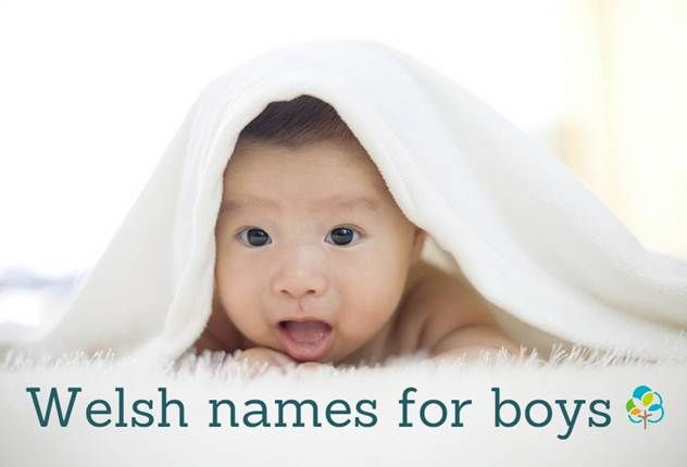 Welsh names for boys | BabyCentre Blog