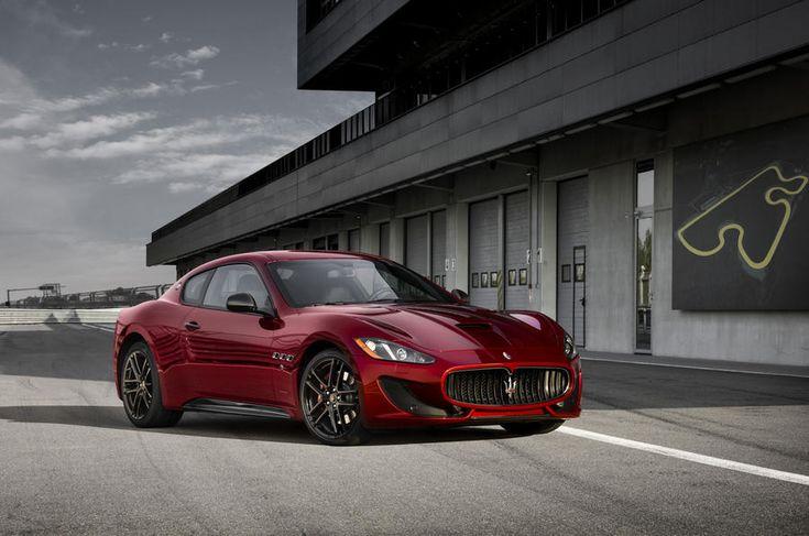 4 star Maserati GranTurismo