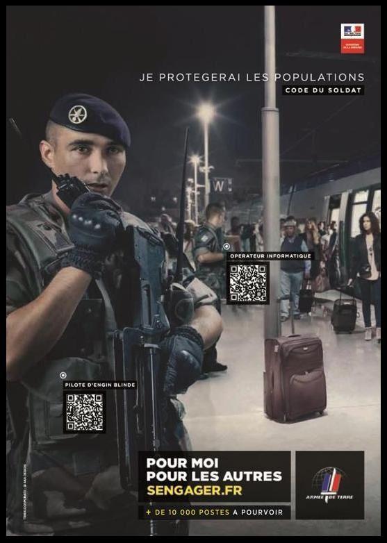 #Mâcon Infos - SAÔNE-ET-LOIRE : L'Armée de Terre recrute dans plus de 300 spécialités!