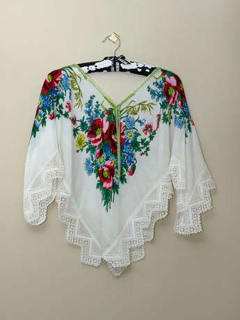 bluz modelleri dikiş | dantelli tülbent bluz,El Sanatları Örgü Modelleri Bluz Modelleri ...