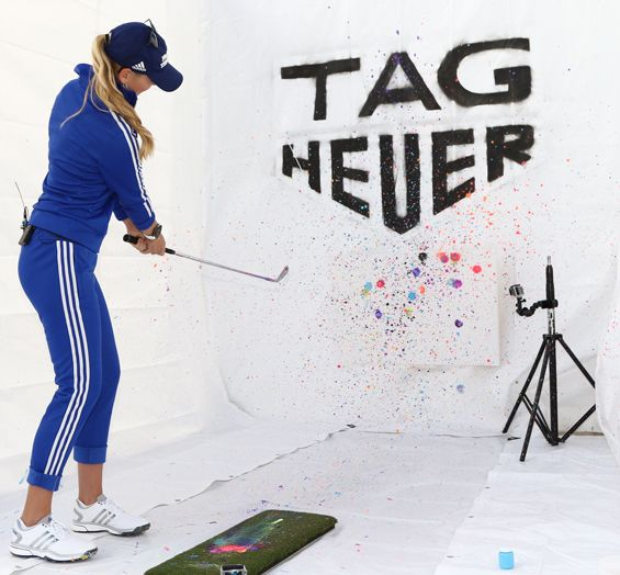 Tag Heuer And Golf Digest To Host The Jessica Korda Mall Challenge Tag Heuer Golf Digest Tag Heuer Challenges