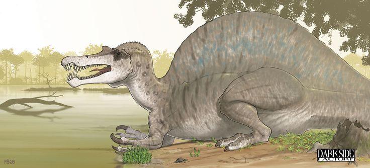 Spinosaurus aegyptiacus by Kronosaurus82 on DeviantArt
