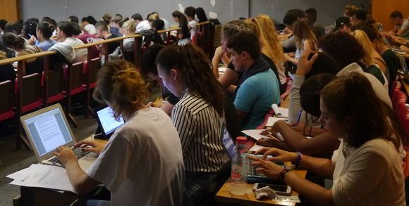 Le journal de BORIS VICTOR : Avis de tempête sur la rentrée universitaire