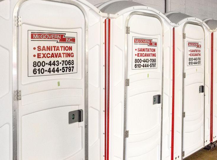 Wm. P. McGovern, Inc. -Porta Potty Rental-West Chester, PA ...