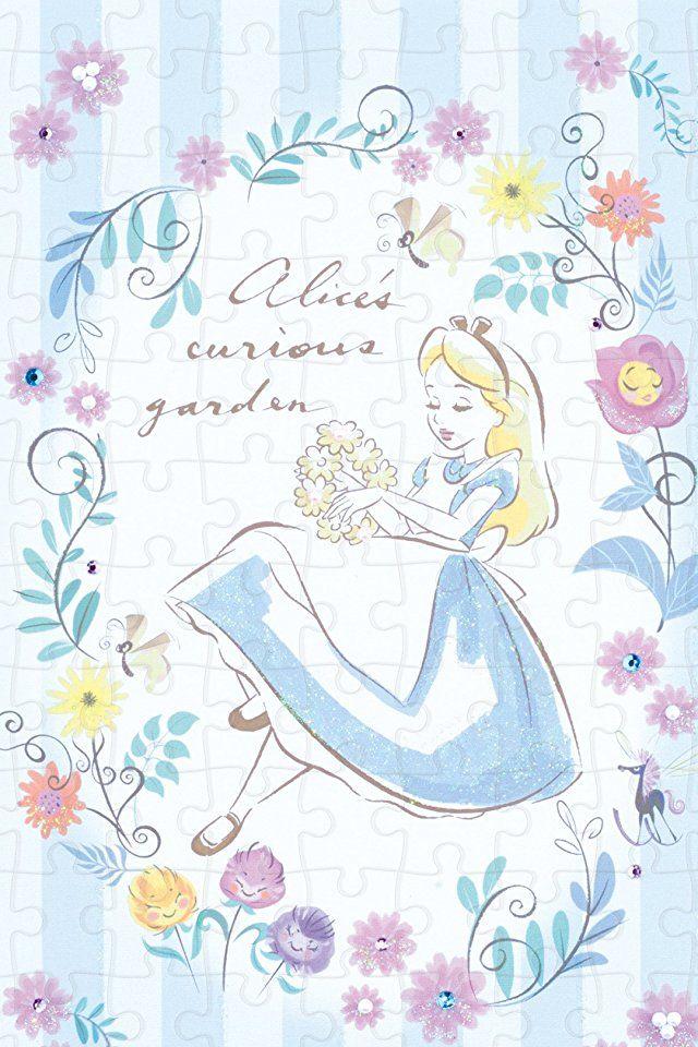 ディズニー ふしぎの国のアリス Aliceアリス Iphone640960壁紙 画像