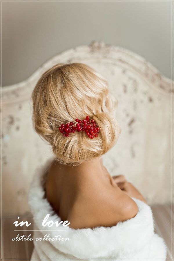 Style Ideas: 20 Modern Bridal Hairstyles for Long Hair | www.deerpearlflow...