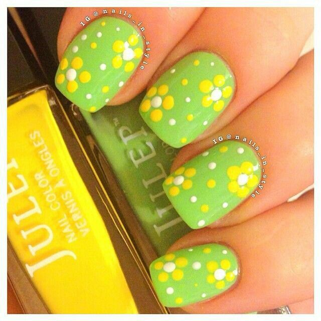 248 best Uñas Pintadas images on Pinterest | Decoración de uñas ...