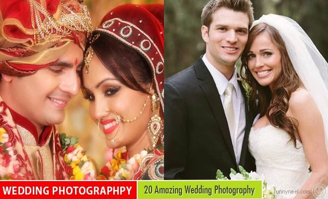 20 Amazing Wedding Photography examples for you http://funnyneel.com/blog/photography | Funny Pictures http://funnyneel.com | Follow us www.pinterest.com/webneel/funny-pictures