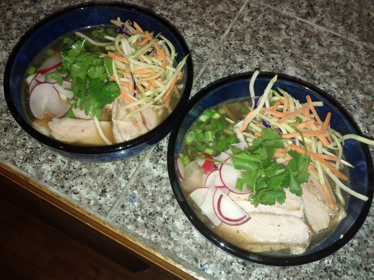 Pork Ramen Soup @Real Simple #monthofdinners