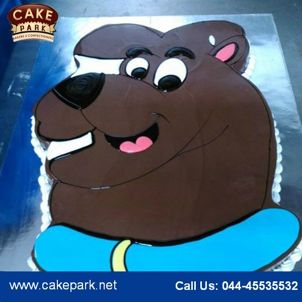 Scooby Dooby Doo, where are you? Find Scooby Dooby Doo cakes online in #Chennai and #Bangalore.  #Photocakes #Birthdaycakes #Themecakes  For more information: http://www.cakepark.net Call us: 044-45535532