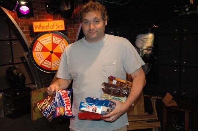 Weight Gain of Artie Lange from the Howard Stern Show