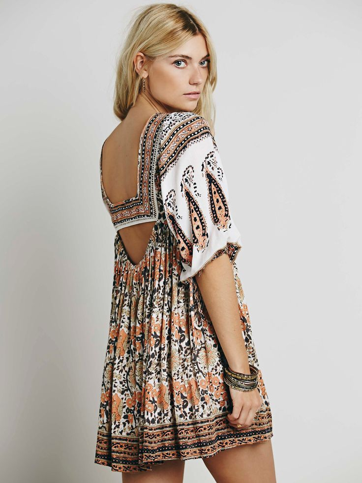 Free People Midsummer Dream Dress At Free People Clothing Boutique My Style Pinterest Mode
