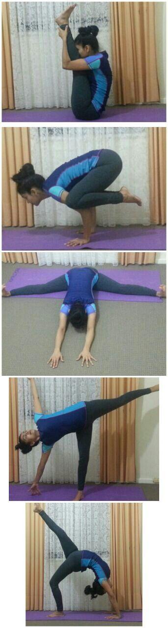 Yoga for Strength Stability Flexibility & Vitality - Yogacharini Komal