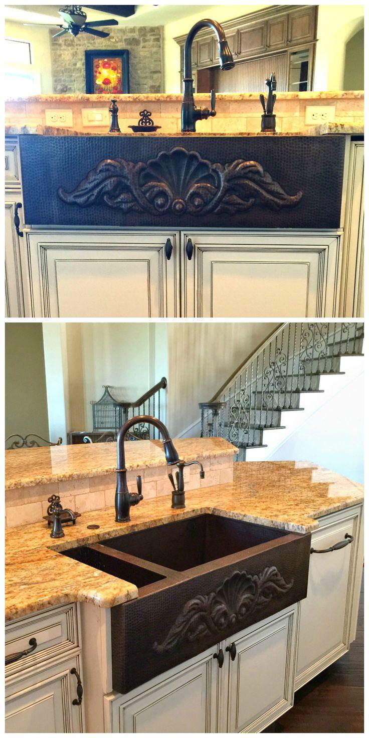 17 Best Ideas About Copper Kitchen Sinks On Pinterest
