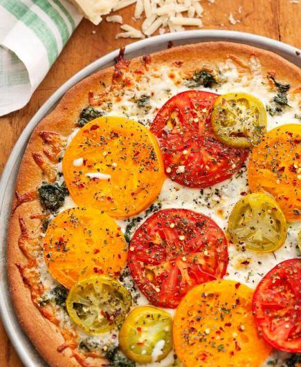 40 garden-fresh vegetable recipes bound to make your taste buds pop.