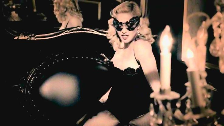 Madonna Justify My Love Backdrop