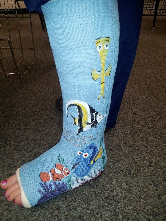 Hopefully I won't be needed another cast soon, but this is seriously a great idea!