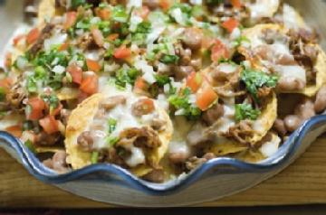 Nachos, Cowboys and Recipe on Pinterest