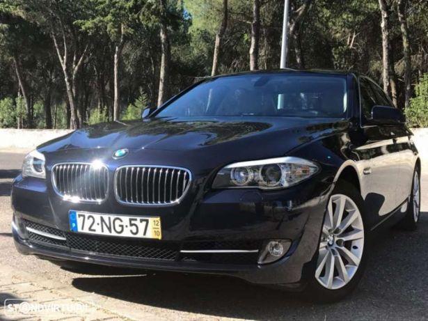 BMW 525 preços usados