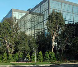 Computer Sciences Corporation - Wikipedia