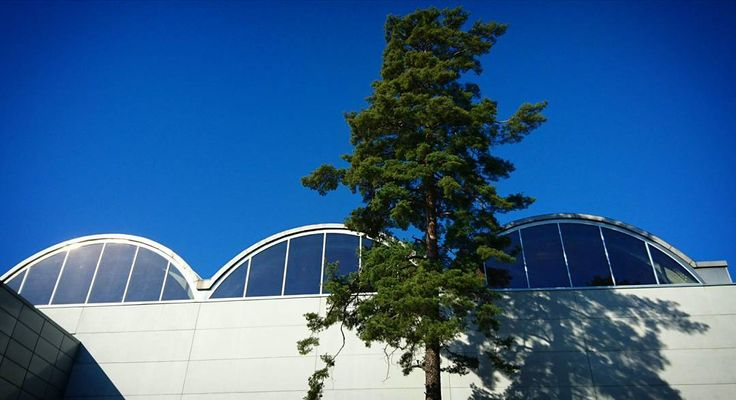 Pirkkolan uimahalli. Pirkkola Swimming Hall. #Helsinki #stadi #pirkkola #uimahalli #swimminghall #arkkitehtuuri #betonibrutalismi #architecture #modernism #modernarchitecture #architectureinhelsinki #brutalarchitecture #brutal_architecture #architecturephotos #archilovers #archdaily #archiphoto #beautifularchitecture #architecturephoto #architecturephotography #contemporaryarchitecture #ig_architecture #archimasters #archigram #brutalism #brutalisme #brutalist_architecture…