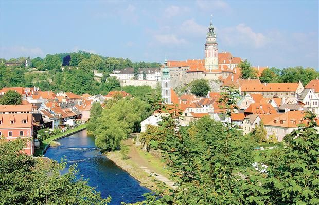 Southern Czech city proves to be delightful trip back in ...