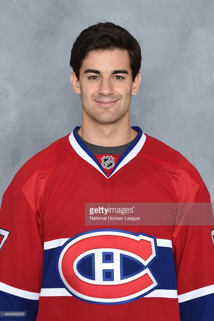 Max Pacioretty #67 of the Montreal Canadiens poses for his official headshot for the 2014-2015 season on September 18, 2014 at the Bell Sports Complex in Brossard, Quebec, Canada.