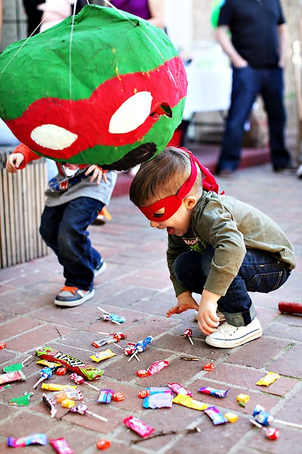 Radical TMNT Party Ideas!