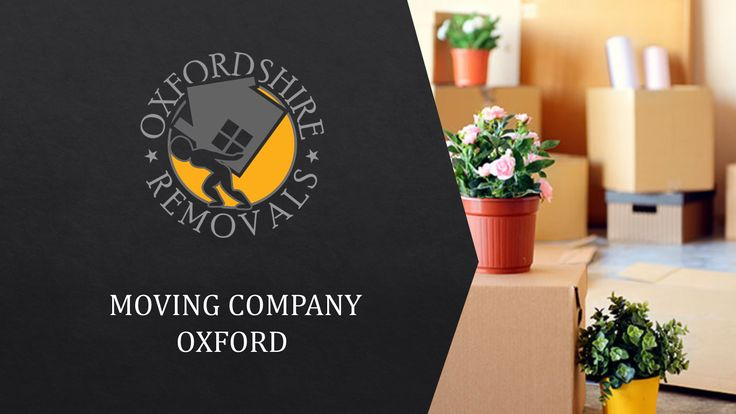 Moving Company Oxford