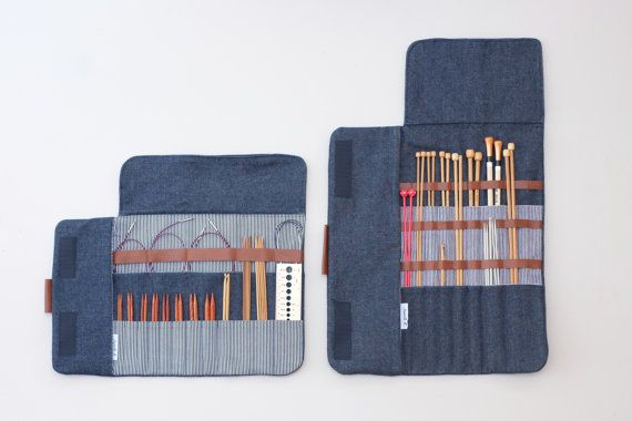 Knitting Needles Not Long Enough : Best knitting needle case ideas on pinterest