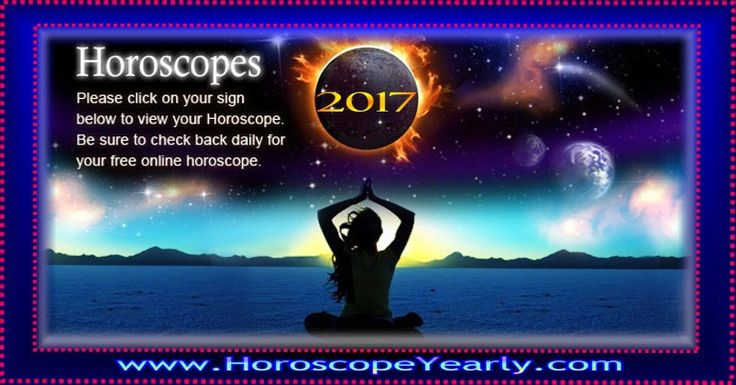 2017 Yearly Horoscope Predictions - Agittarius is symbolized by the archer and it is a Fire Sign. It is associated with people born under November 22 to December 21. Some of its characteristics include curiosity, broad-mindedness, a love of learning and charm. They also love their freedom and enjoy in trying out new things. The compatibility of Libra and Sagittarius when it comes to relationship shows a high potential for romantic success...READ MORE
