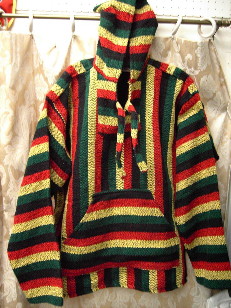 Rasta Colored Baja Jacket $19.99 http://www.india-emporium.com/servlet/the-305/Rasta-Colored-Baja-Jacket/Detail