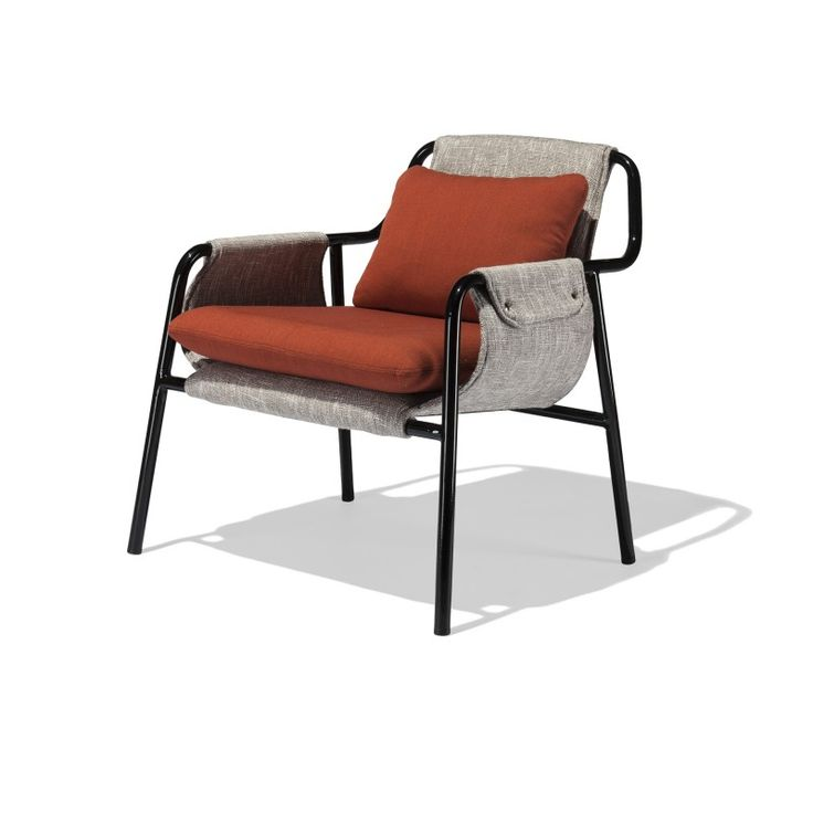 mid-century industrial chair