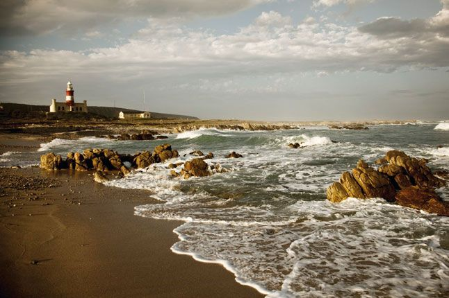 Cape Agulhas, the southernmost tip of Africa. BelAfrique your personal travel planner - www.BelAfrique.com