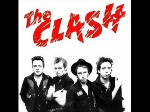 Day 04 -  A Song That Calms You Down - Bankrobber (The Clash)