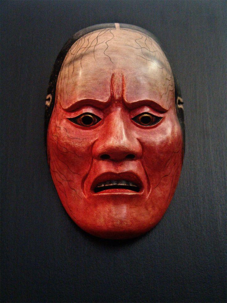 The Noh Theatre Masks IV by photosintesi on deviantART