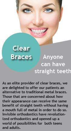 As an elite provider of #Clear #Braces,we are delighted to offer our patients an alternative to traditional metal braces. Those that are concerned about how their appearance can receive the same benefit of straight teeth without having a mouth full of metal in order to do so. Invisible Orthodontics have revolutionized orthodontics and opened up a world of possibilities for both Teens and Adults.  #Best #Braces with the #Best #Price 0344 4646707 www.facebook.com/smilelineclinic