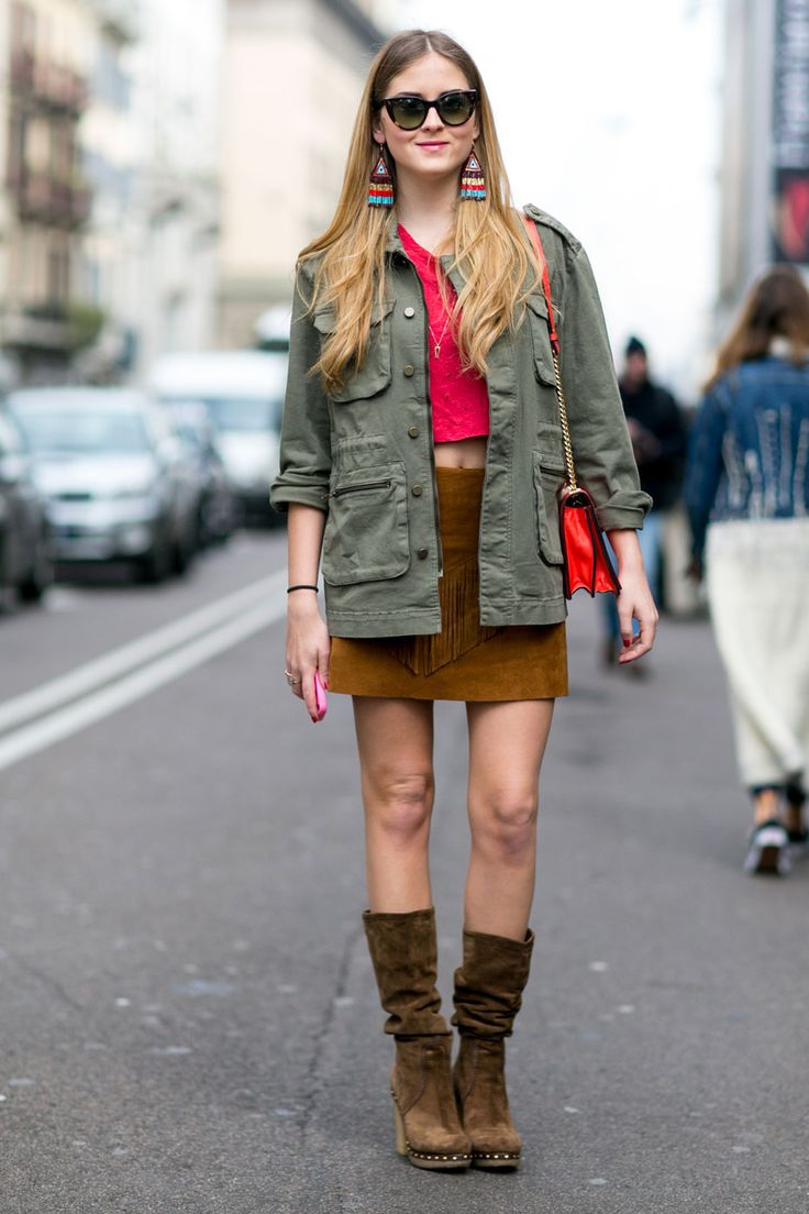 The Best of Milan Fashion Week Street Style 2015 | Day 4 | The Impression