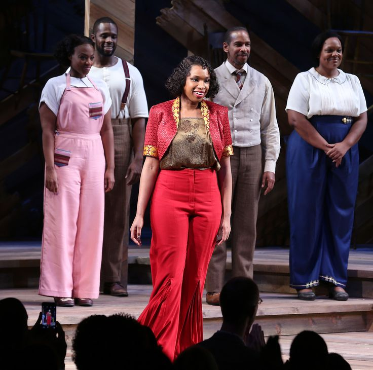 Tears! You Must See J-Hud and  The Color Purple  Cast Belt Out Purple Rain