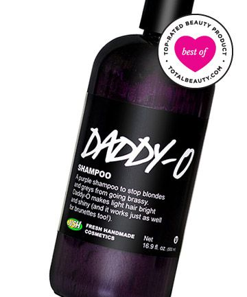 Best Purple Shampoo No. 8: Lush Daddy-O, $30.95