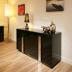 Get Inspired With this Trends   Black Buffets   Buffets Design   Cabinets Design   Interior Design   Interior Design Projects
